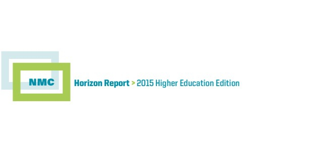 Trends im E-Learning: Horizon Report 2015 Higher Education