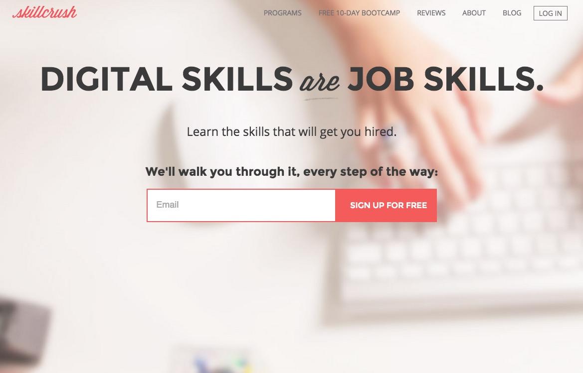 Skillcrush – Digital skills are job skills