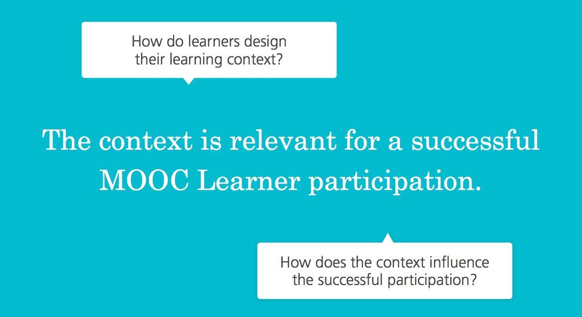 MOOC Learner Experience – Vortrag bei der eduhub.ch SIG SwissMOOC