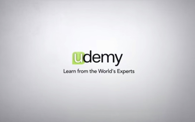 Udemy – learn anything