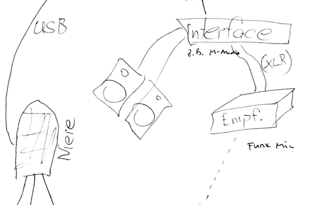 Videokonferenz im Unterricht