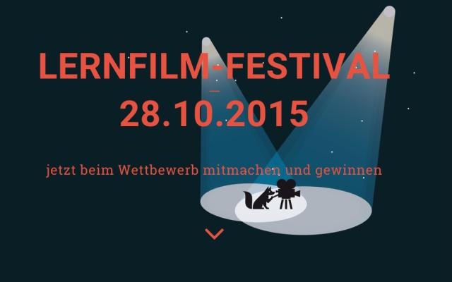 LernFilm-Festival 2015
