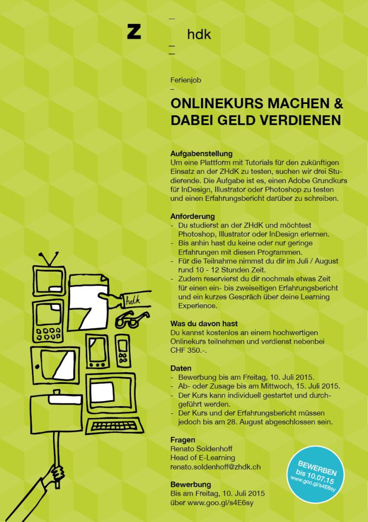 E-Learning_Ferienjob