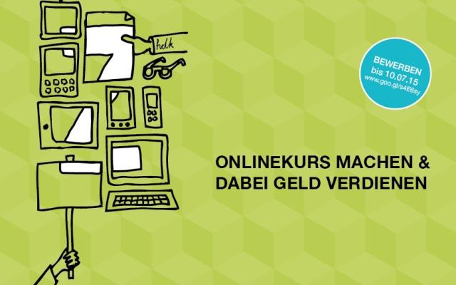 ZHdK Intern: Ferienjob –Onlinekurs machen & dabei Geld verdienen