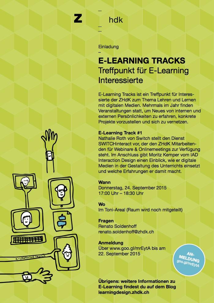 ZHdK_E-Learning_Track#1