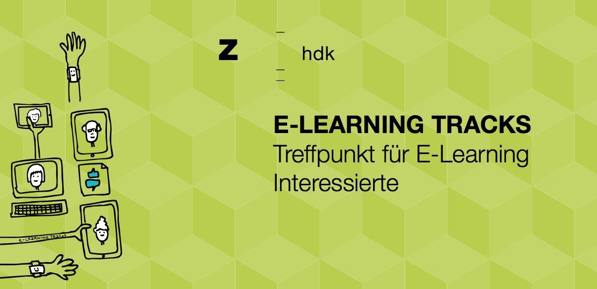 ZHdK E-Learning Track #1 –Treffpunkt für