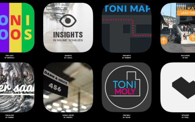 Toni Areal Apps