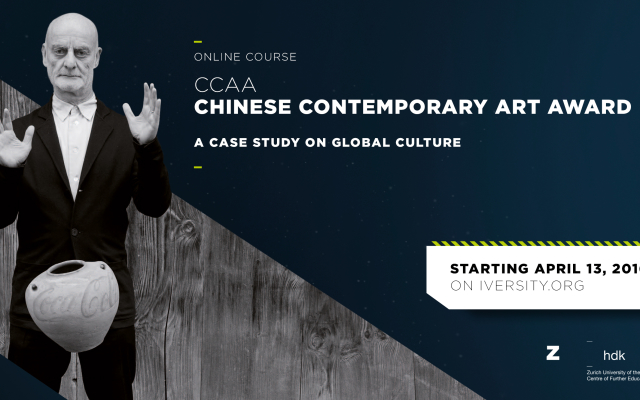 ZHdK Online Kurs | Chinese Contemporary Art Award