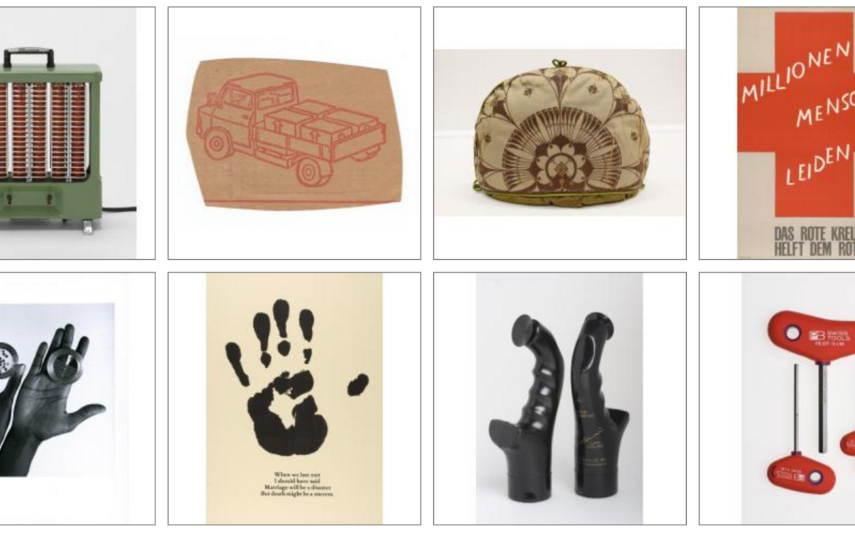 eMuseum –Sammlungen vom Museum für Gestaltung und Archiv der ZHdK