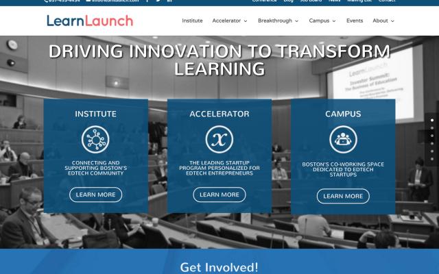 #eduinnovation –LearnLaunch