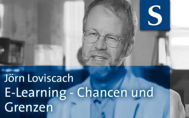 Jörn Loviscach: E-Learning – Chancen und Grenzen von E-Learning