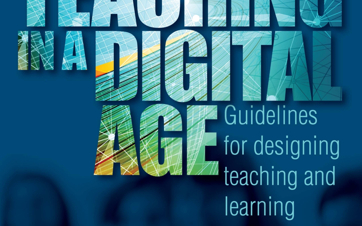 Teaching in a digital Age – Onlinebuch