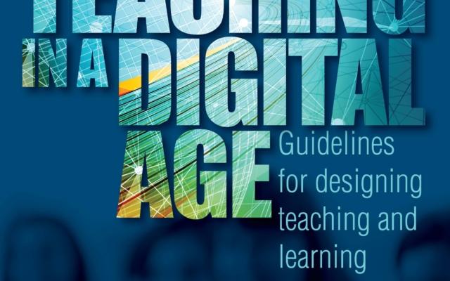 Teaching in a digital Age – Onlinebuch