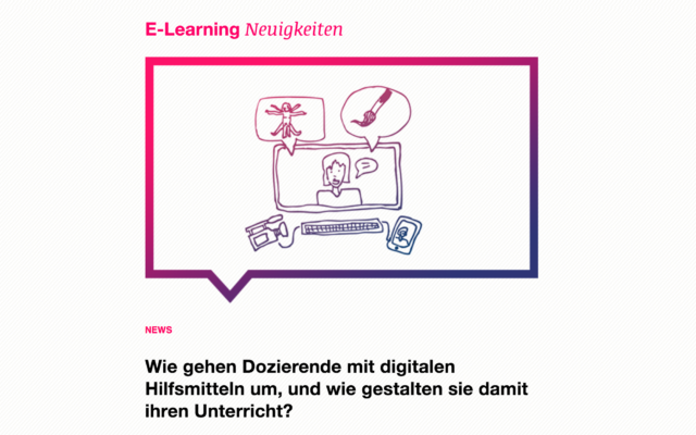 E-Learning Neuigkeiten #1