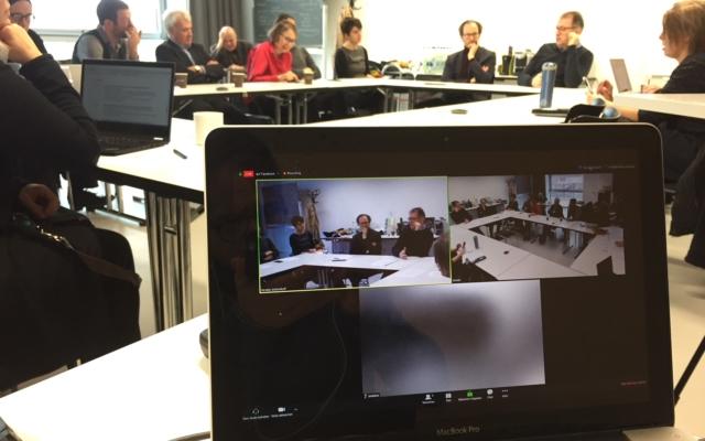 Jetzt live – Scripted Culture. Kulturöffentlichkeit und Digitalisierung – 1/5