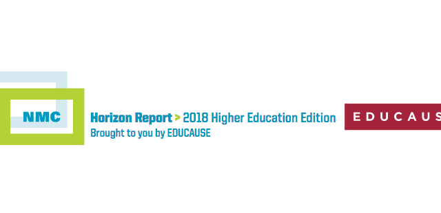Trends im E-Learning: Horizon Report 2018 Higher Education