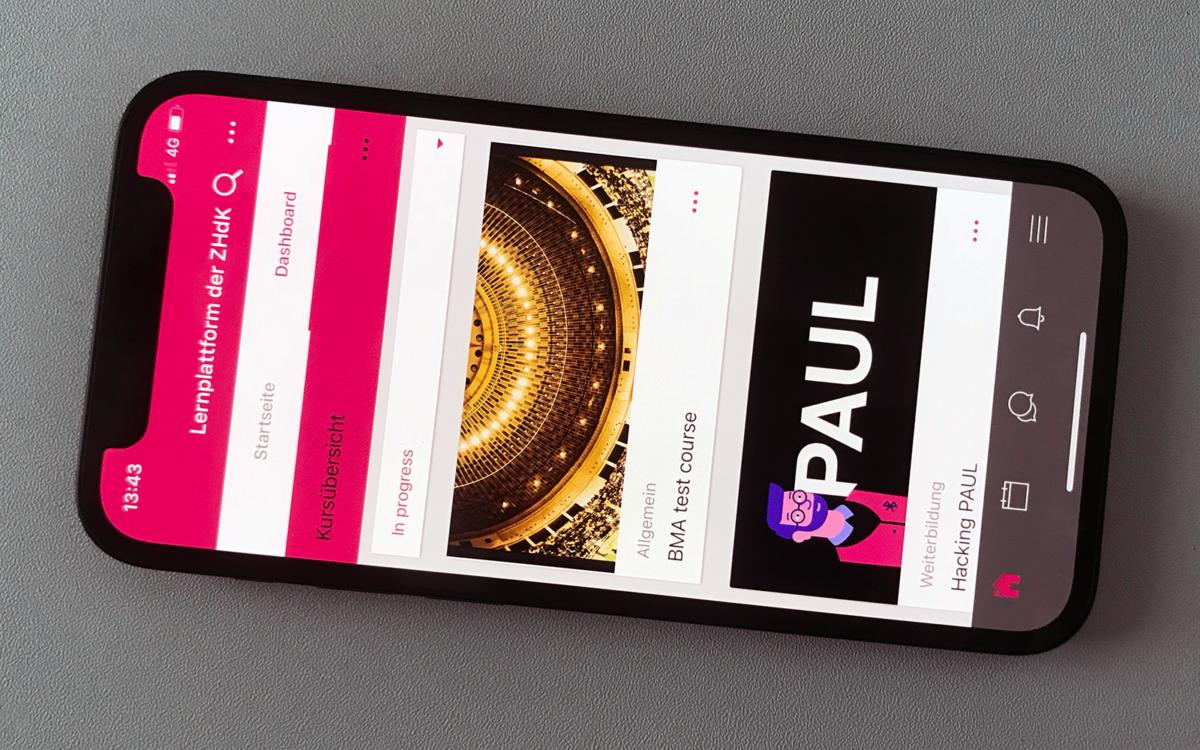 Mobil unterwegs mit der neuen PAUL-App
