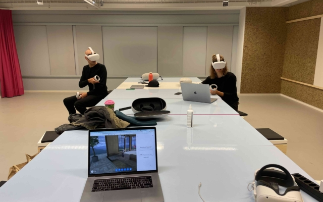 E-Learning goes VR